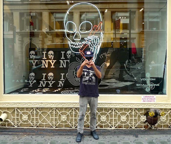 Skullphone NYC