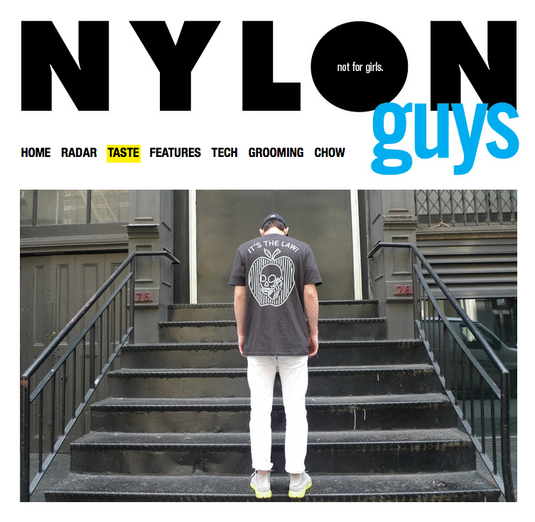 Skullphone Nylon