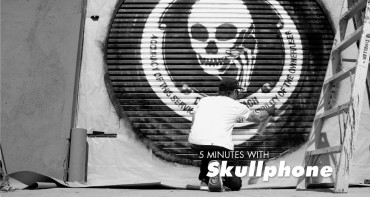 5 Minutes with Skullphone