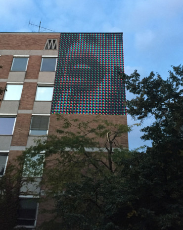 Positive Propaganda Mural, Munich Germany